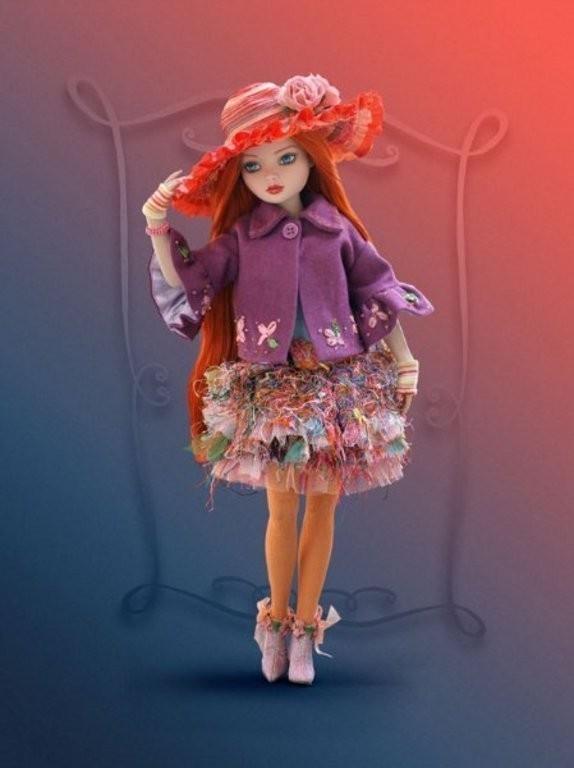 Изображение 12. Эллоувайн - fashion-кукла, ведущая блог.. Изображение № 13.
