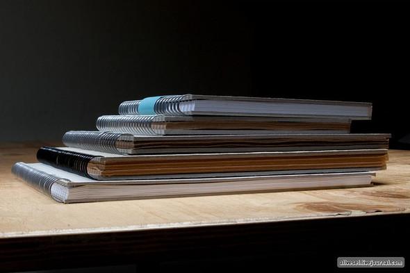 Foliobooks - блокнот для творчества. Изображение № 10.