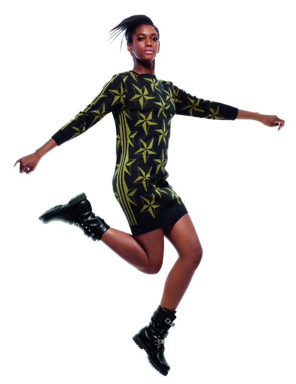 Лукбуки: Джереми Скотт и Дэвид Бекхэм для Adidas Originals. Изображение № 32.