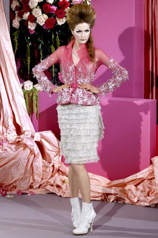 Неделя моды в Париже: Haute Couture. Изображение № 16.