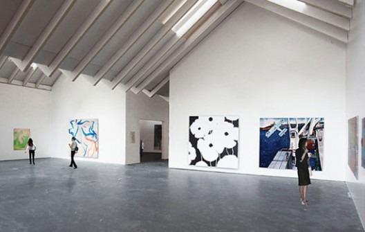 Музей американского искусства Parrish Art Museum откроется 10 ноября. Изображение № 3.