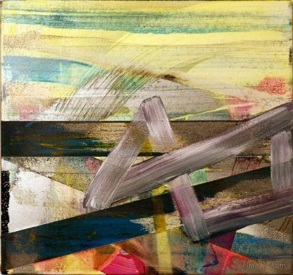 Точка, точка, запятая: 10 современных абстракционистов. Изображение № 66.