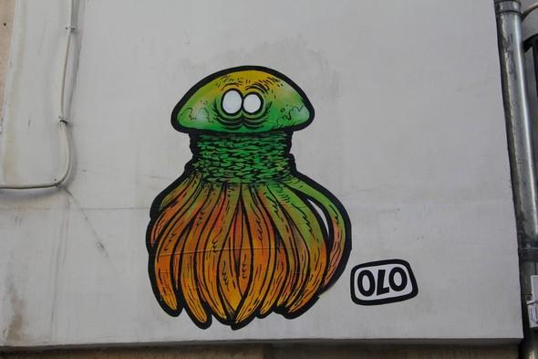 Стрит-арт центра Парижа. Изображение № 31.