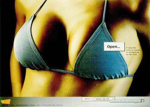 Сексизм в рекламе. Часть II. Изображение № 7.
