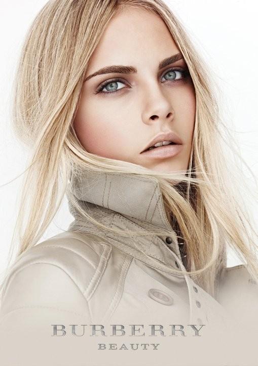 Изображение 4. Бьюти-кампании: Burberry, Chloe, Givenchy и другие.. Изображение № 3.