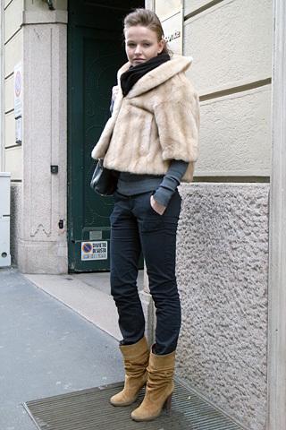 Уличная мода совсего мира. Изображение № 6.