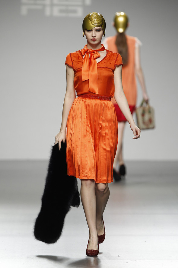 Madrid Fashion Week A/W 2012: David del Rio. Изображение № 16.