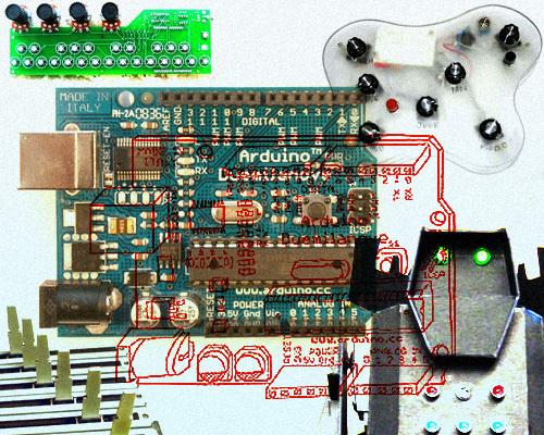 ARDUINO – модель длясборки. Изображение № 1.