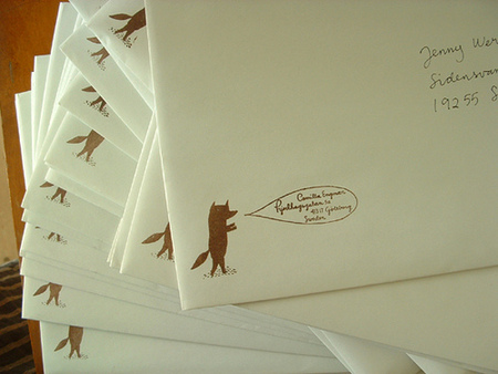 Mail Artили искусство почтовых отправлений. Изображение № 3.