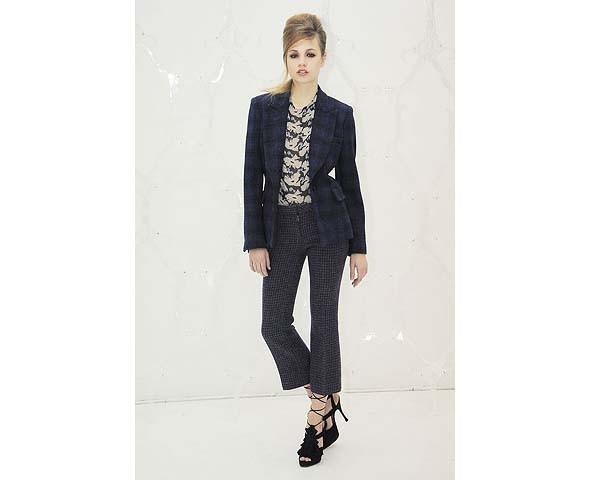 Неделя моды в Нью-Йорке: первые показы. Изображение № 46.