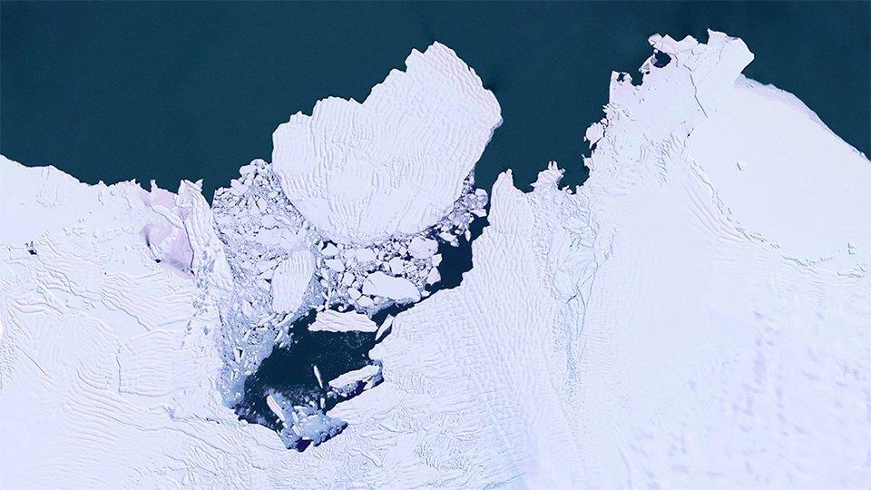 Снимки из космоса, напоминающие о хрупкости природы. Изображение № 3.