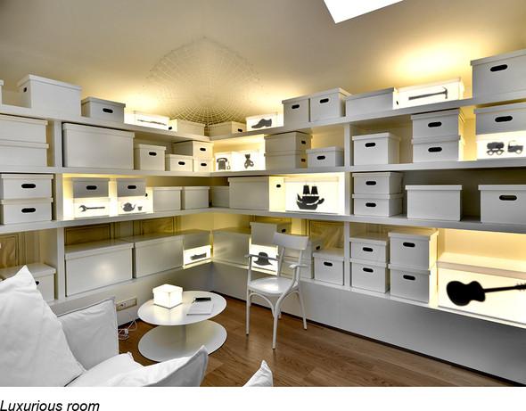 Изображение 27. Design Hotels: MAISON MOSCHINO, Милан.. Изображение № 27.