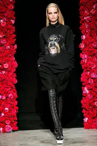 Givenchy Menswear FW 2011. Изображение № 33.