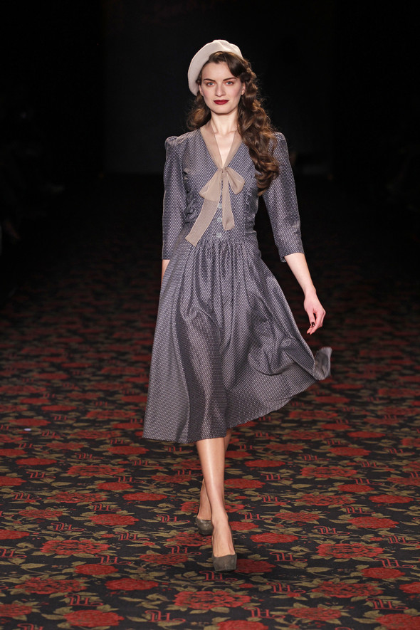 Berlin Fashion Week A/W 2012: Lena Hoschek. Изображение № 14.