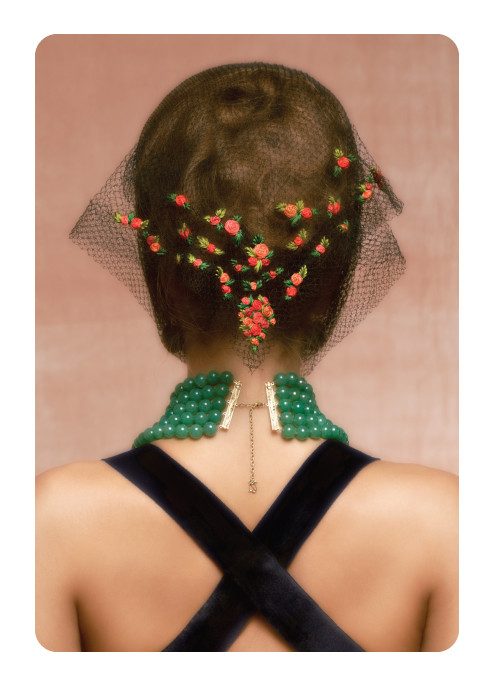 Лукбук: Ulyana Sergeenko Jewelry. Изображение №9.