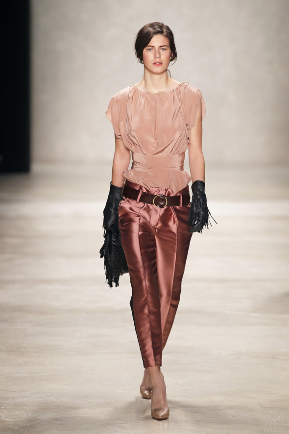 Berlin Fashion Week A/W 2012: Schumacher. Изображение № 6.