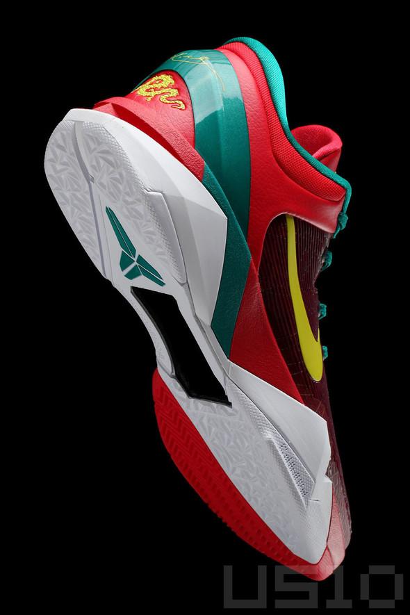 Nike Zoom Kobe VII YOTD. Изображение № 2.