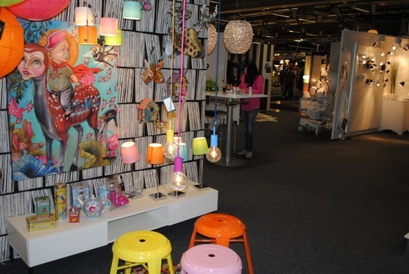 Изображение 4. Stockholm Furniture Fair 2011. Освещение.. Изображение № 4.