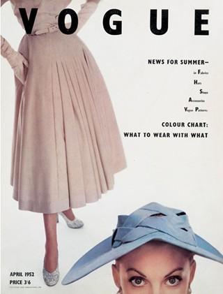 История глазами обложки Vogue (Британия). Изображение № 35.