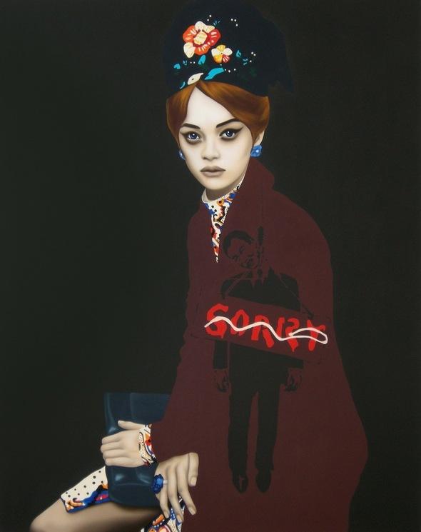 Сандра Акерманн (Sandra Akermann). Изображение № 13.
