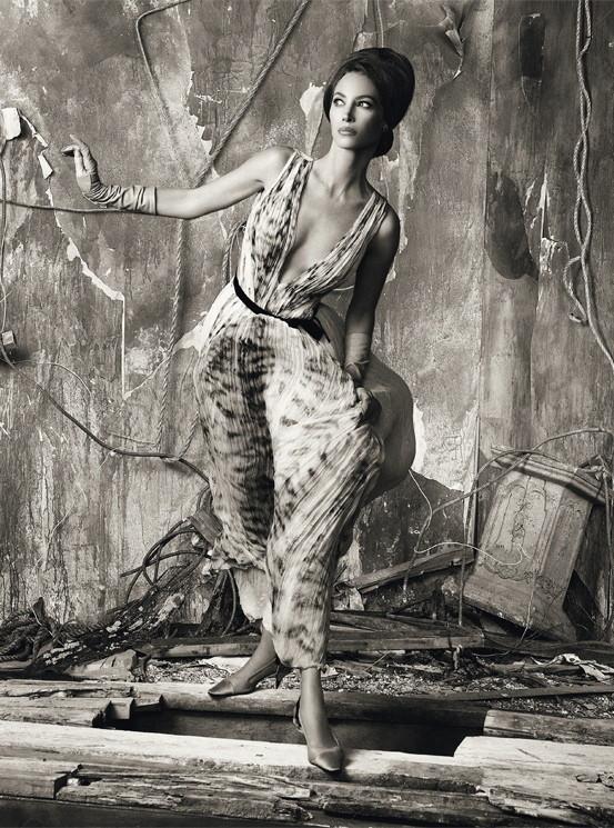 Изображение 16. Belle Vere by Steven Meisel.. Изображение № 16.