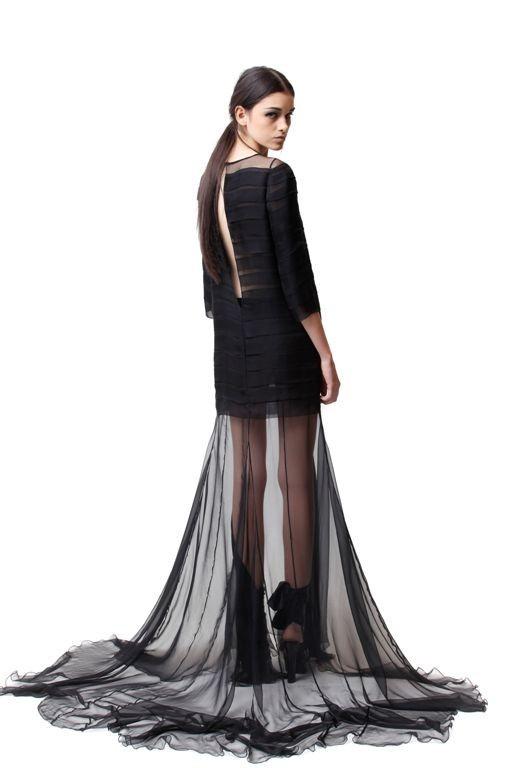 Эксклюзивные вечерние платья коллекции LUBLU Kira Plastinina. Изображение № 4.