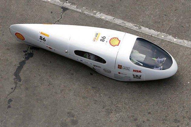 Автомобиль, созданный победителями экомарафона. Изображение № 1.