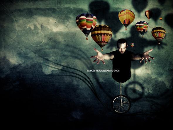Elton Fernandes - сюрреализм из Рио-де-Жанейро. Изображение № 9.
