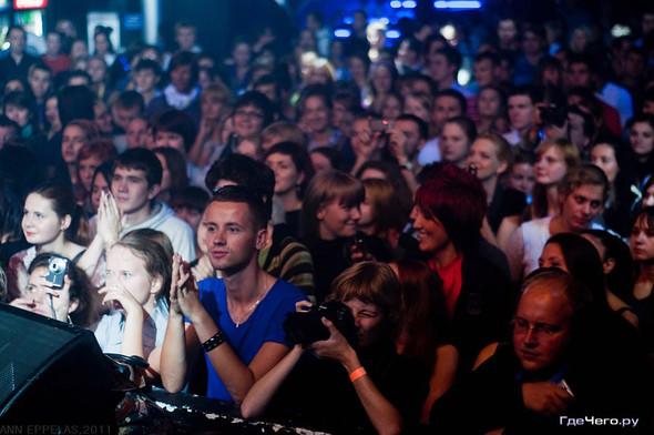 """OBE DVE - """"Гонщики"""" в Космонавте 08.09.2011. Изображение № 3."""