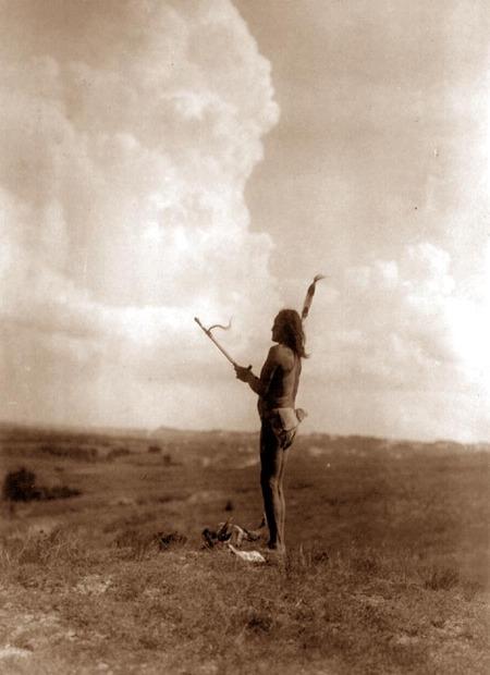 Эдвард Кертис. индейская мечта. Изображение № 4.