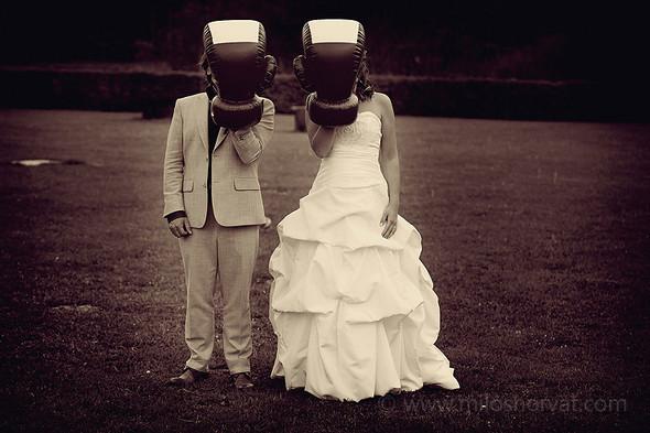 Милош Хорват: свадебная фотография вне времени. Изображение № 10.
