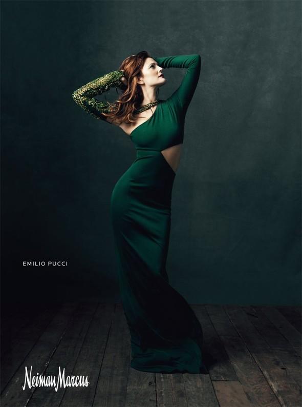 Кампания: Дрю Бэрримор для Neiman Marcus 2011. Изображение № 2.