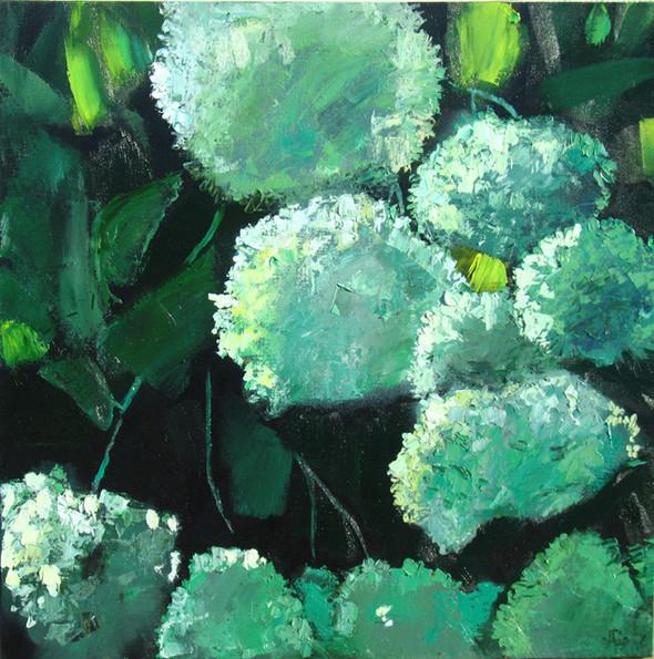 """Выставка живописи Сурена Айвазяна """"Тёплое лето 2010"""". Изображение № 2."""