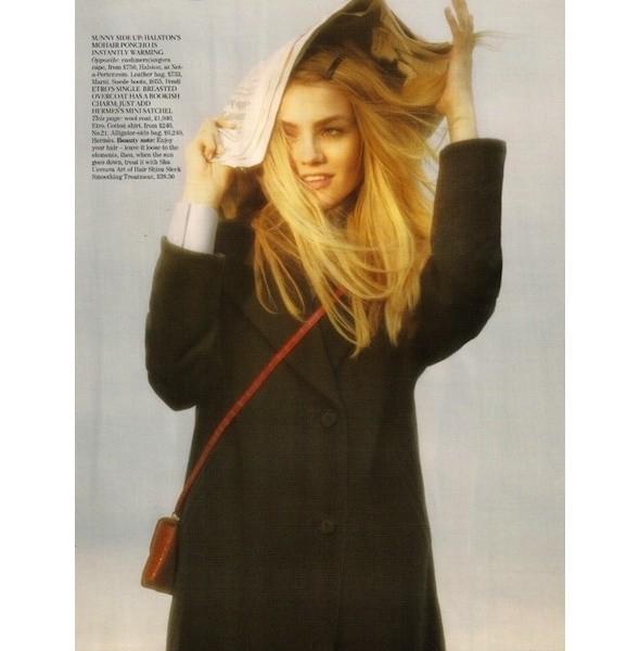 5 новых съемок: Purple Fashion, Vogue и W. Изображение № 29.