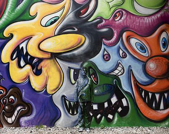 Лю Болинь, художник-хамелеон. Изображение № 3.
