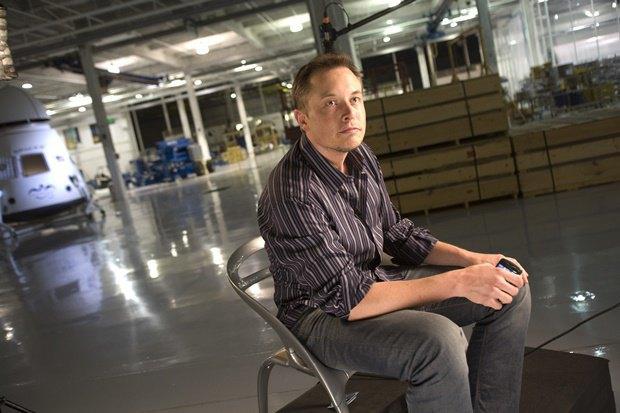 Илон Маск предложил решение проблемы дорожных пробок. Изображение № 1.