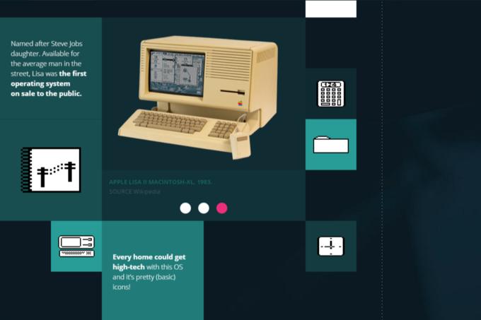 Apple Lisa с OS 1.0. Изображение № 2.