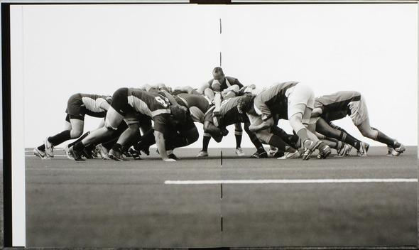 10 фотоальбомов о спорте. Изображение № 45.