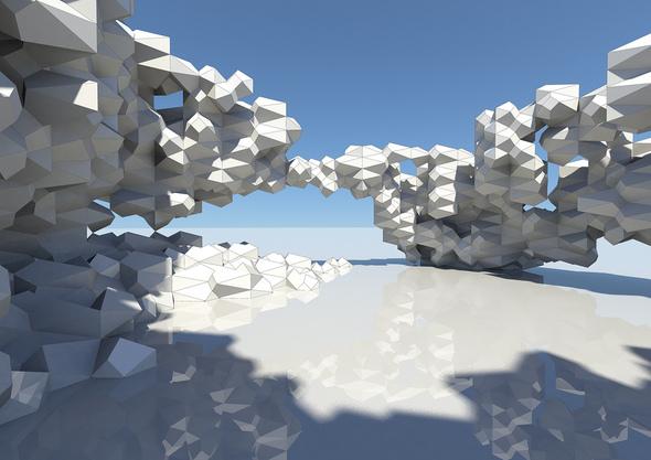 Архитектурный морфогенез MRGD. Изображение № 55.