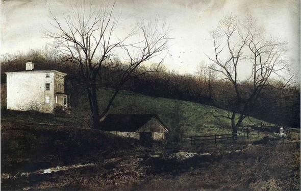 Andrew Newell Wyeth. Изображение № 30.