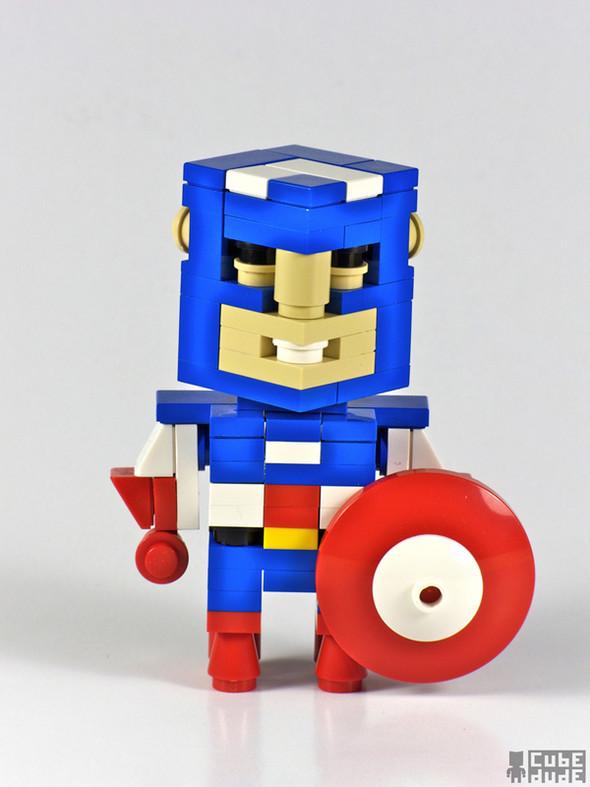 Legoмания. Изображение № 14.