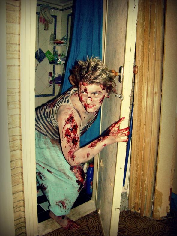 Наш домашний зомби.. Изображение № 10.