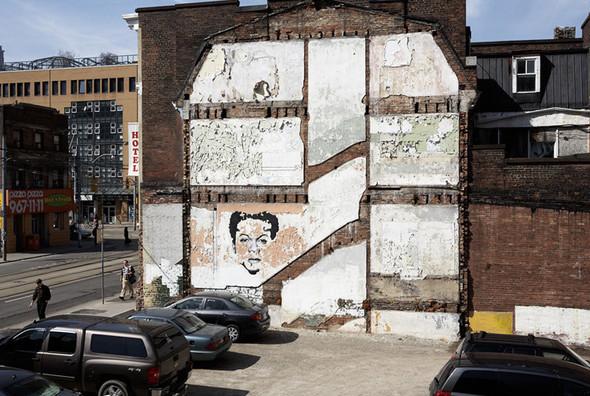 «Лица города» - арт-проект дизайнера Fauxreel. Изображение № 2.