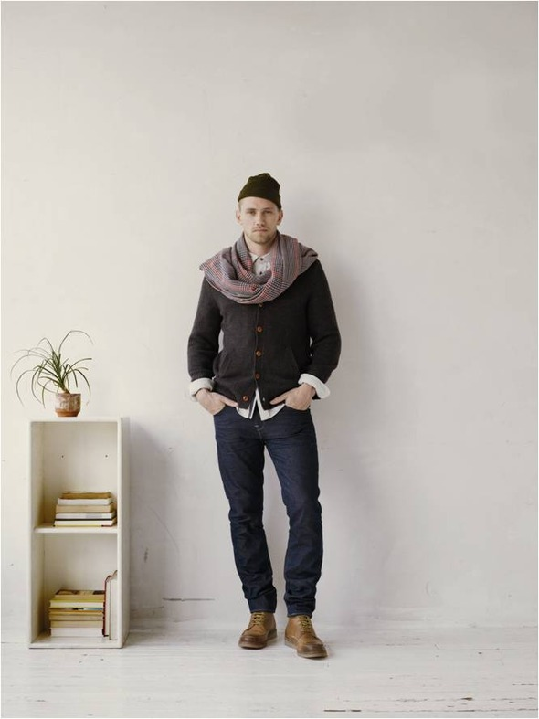 Lookbook: Levi's Red Tab Men FW'12. Изображение № 5.