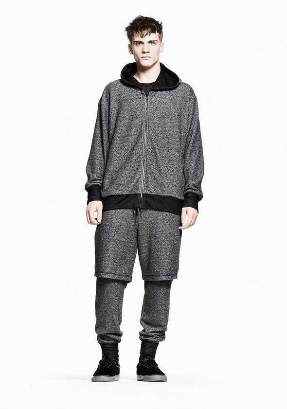Лукбук: T by Alexander Wang FW 2011 Menswear. Изображение № 13.