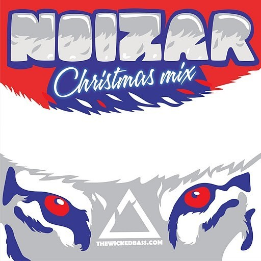 Noizar - Xmas mix (микс для The Wicked Bass). Изображение № 1.