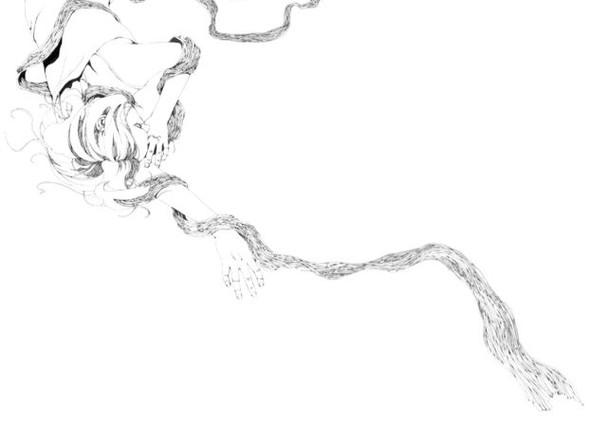 Katsuta Mako – черно-белая грация. Изображение № 17.