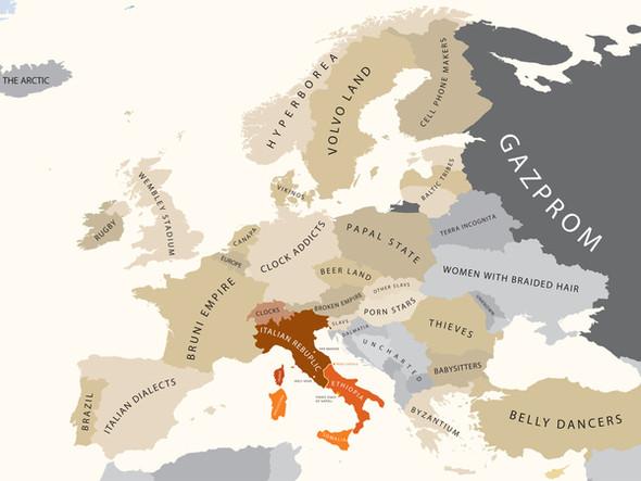Европа в стереотипах. Изображение № 6.