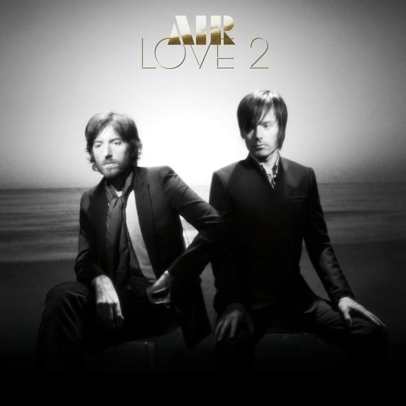 Новый альбом AIR– Love 2. Изображение № 1.