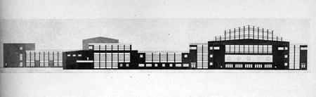 Архитектурные конкурсы 1923–1926 г.вСССР. Изображение № 4.